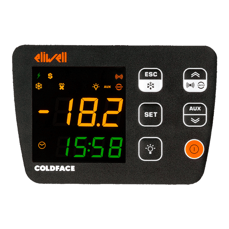 Eliwell-COLDFACE-500-NT-4D-Consola